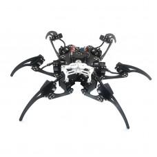 20DOF Aluminium Hexapod Robotic Spider Six Legs Robot Frame Kit (fully compatible with Arduino)