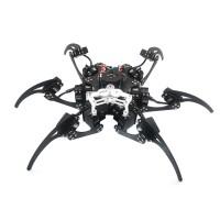 20DOF Aluminium Hexapod Robotic Spider Robot Frame Kit w/ 20pcs MG996R Servo & Control board