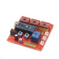 USBCNC 3 Axis Stepper Motor USB Driver Board Controller Laser board for CNC Engraving Machine