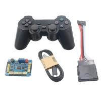 32 Channel Servo Control Board & Robot PS2 Controller & Receiver Handle for Robot DIY Platform