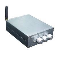 BL10A TPA3116 Hifi Audio Digital Power Amplifier Bluetooth 4.0 50W+50W 12V Finished AMP Sliver