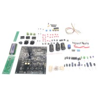 ES9018 + Amanero USB + MUS8920X2 AD797X2 Op-Amp +TCOX 0.1PPM 4 Layer DAC Audio Decoder Board