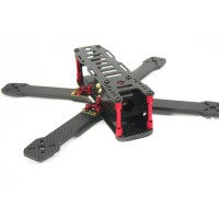 DALRC XR215 PLUS FPV Quadcopter Frame 4 Axis Carbon Fiber Drone with PDB OSD BEC
