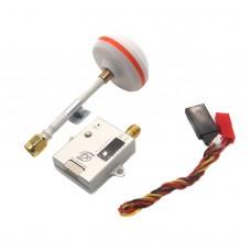 X40-6 5.8GHz 600mW 40CH Audio Video AV FPV Transmitter Tx for Aerial Photography
