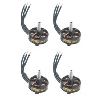 F40 II FPV Brushless Motor 2400KV for Quadcopter RC Drone Multicopter 4Pcs