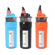 Farm & Ranch SOLAR POWERED Submersible DC Water Well Pump 12v 230FT+ Lift 12V 3 Colors Available
