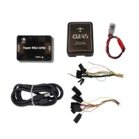 MINI APM Flight Controller FPV with M8N GPS for Quadcopter Drone Fixed Wing Helicopter CUAV