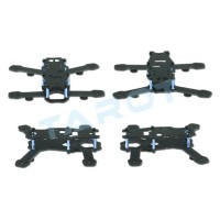 Tarot 130mm FPV Quadcopter Mini Racing Drone 4 Axis Carbon Fiber Frame TL130H2
