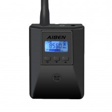 FM Transmitter Wireless MP3 Frequency Modulation Transmitter Broadcasting Station for Car