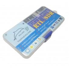 Receiver 0.1MHz-1.7GHz TCXO UHF VHF HF RTL.SDR USB Tuner RTL2832U+R820T2 FM