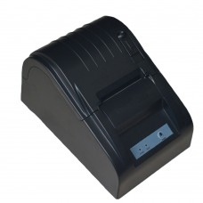 Thermal Printer 58mm Thermal Receipt Printing USB POS Printer for Restaurant Supermarket ZJ-5890T
