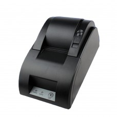 Thermal Printer 58mm Thermal Receipt Printing USB POS Printer for Restaurant Supermarket T58Z