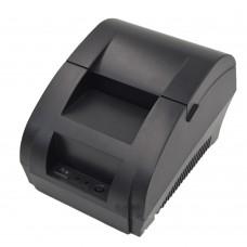 Thermal Printer 58mm Thermal Receipt Printing USB POS Printer for Restaurant Supermarket ZJ 5890K