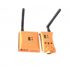 ZMR 5.8G 200mW Wifi Video Audio AV Transmitter TX for FPV Photography Fixed Wing Quadcopter