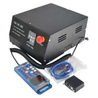 USB CNC Box 4 Axis Stepper Motor Driver Controller+NC200+Handwheel Manual Control Box for MACH3 Engraving Machine