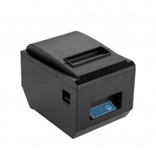Thermal Printer POS Dot Receipt Printing 80mm USB Ethernet Serial Waterproof for Restaurant Kitchen POS-8250