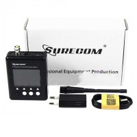 SURECOM SF-401PLUS Frequency Counter Meter with CTCCSS DCS Decoder 27MHz-3GHz