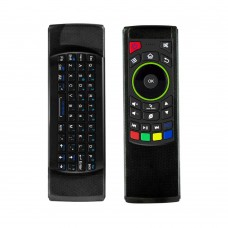 2.4G Wireless Air Mouse Mini Keyboard IR Learning Remote Control for Android TV Box PC FM5S
