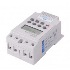 Digital Timer Switch KG316T AC 220V 25A 4000W Time Controller for Street Lamp Billoard