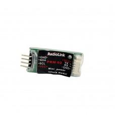 RadioLink OSD Power Return Model Data Return Module for AT9 & AT10 Transmitter PRM-02