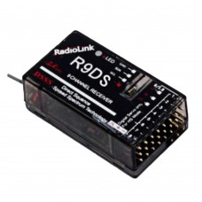 2.4G R9DS 9CH Receiver Rx for RadioLink AT9 Remote Controller FPV Quadcopter Drone