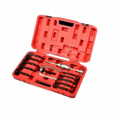Inner Bearing Blind Hole Remover Extractor Puller Set Pilot Bushes Housing 16Pcs for Car