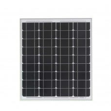 Monocrystalline Silicon Solar Panel 18V 50W PV Panel for Battery Charger Light
