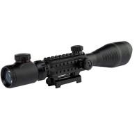 3-9X40EG Monocular Telescope Tactical Rifle Optics Sniper Cross Sight Tactical Optics Scope