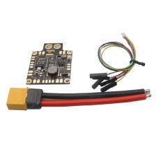 Holybro PDBOSD_V1.2 PDB FPV Integrated OSD Dual Channel BEC for Drone Quadcopter