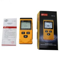GM3120 Household Electromagnetic Radiation Tester Detector Radiometer LCD Dual Phone Monitoring
