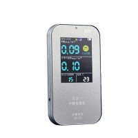 Formaldehyde Detector Indoor TVOC Indoor Air Quality Gas Benzene Chemical Pollution Monitor Teter JQ-15