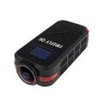 Hawkeye Firefly Q6 Mini FPV Sport Camera DV Video Cam 1080P 4K 24FPS for Racer Quadcopter Black