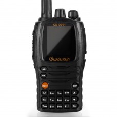 Walkie Talkie HAM Transceiver DMR Digital Two Way Radio UHF 400-470MHz Wouxun KG-D901