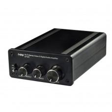 Lepy HIFI Audio Amplifier Bluetooth Stereo Class D Digital Power AMP 2CH 50W+50W LP-M1