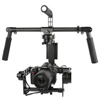 MOY G6 Plus Handheld Brushless 3 Axis Gimbal 32bit Camera Stabilizer Gyroscope for DSLR Camera