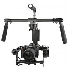 MOY G6 Plus Handheld Brushless 3 Axis Gimbal 32bit Camera Stabilizer Gyroscope for DSLR Camera