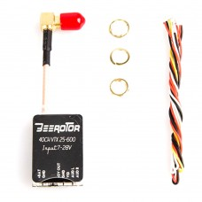 BeeRotor Transmitter 5.8G 25-600mW 40CH Audio Video Tx Module for FPV RC Drone Quadcopter