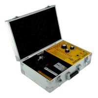 60M & 1200M Long Range Underground Gold Silver Copper Lead Tin Diamond Metal Detector VR4000