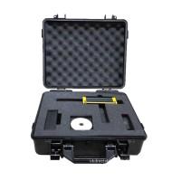 Long Range 2D Gold Silver Gem Diamond Metal Detector for Treasure Hunter GR100