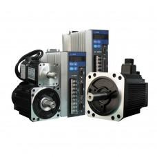 600W 220V AC Servo Motor + Motor Driver Set 1.9NM 3000rpm for CNC Machine|