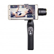 XJJJ JJ-1 2 Axis Handheld Gimbal Brushless Video Camera Stabilizer Holder Gopro for Smart Phone