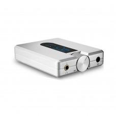 SHANLING H1 Headphone Amplifier TPA6120A2 OPA2134 Digital Audio Hifi Headphone AMP Silver