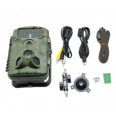 "RD1000 Trail Hunting Camera 2.4"" LCD 940NM LED 12MP 1080P Hunting Camcorder Surveillance Cam"