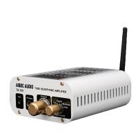 AIBBC TA100 Hifi Preamp Tube Headphone Amplifier XMOS+ES9018S DAC DSD Output XLR Bluetooth APTX 32Bit 384K Higher Version
