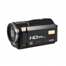 Ordro F5 HD DV 1080P 24MP Digital Video Camera Home with Rotating Touch LCD Screen