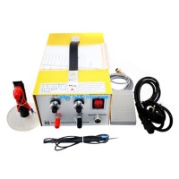 Pulse Sparkle Spot Welder 200W Jewelry Welding Machine Laser Welder for Necklace Gold Silver