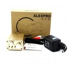Portable Stereo Audio Headphone Amplifier HIFI  Earphone AMP 150mW DS11