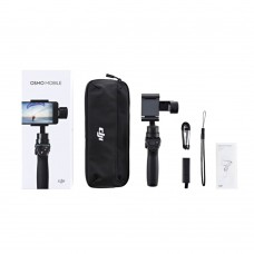 DJI Osmo Mobile 3 Axis Gimbal Handheld Stabilizer PTZ Camera Stabilization for Smartphone