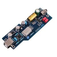 PCM2706+ES9023 HIFI Audio DAC Sound Card Decoder Expansion Card DIY Kit Unassembled