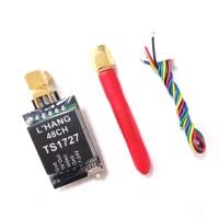 5.8G Transmitter 25mw 600mw 48CH AV Tx Module for FPV Drone Quadcopter TS1727 L Plug